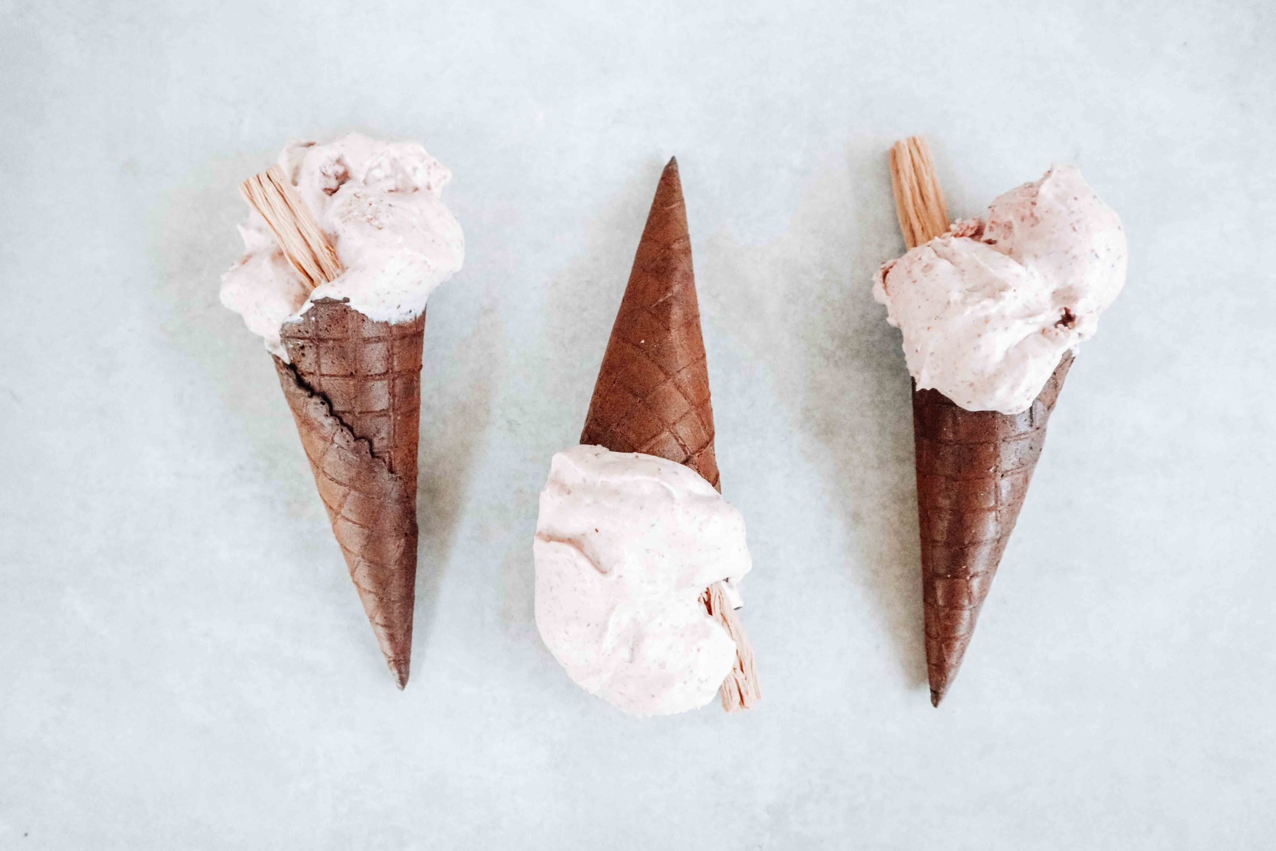 vegan fig ice cream
