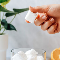 diy dishwashing tablets